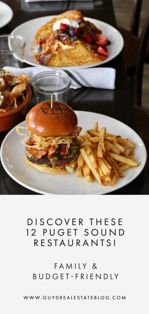 Puget Sound Restaurants